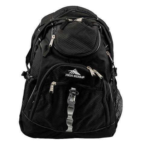 access backpacks high access backpack black