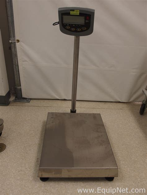 ohaus ve floor scale ve3000r ohaus ch ii floor scale listing 479136