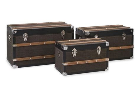 Home Decor Trunks Schultz Trunks Home Decor Mor Furniture For Less