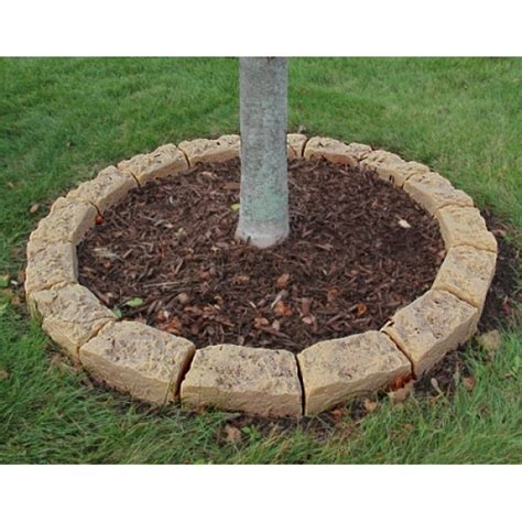 Lightstone Landscape Edging Realistic Brown Hairs
