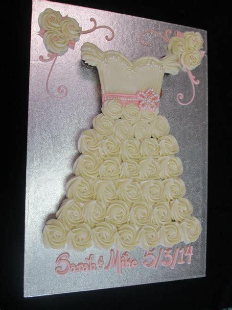 wedding dress cupcake cake template cupcake decorating