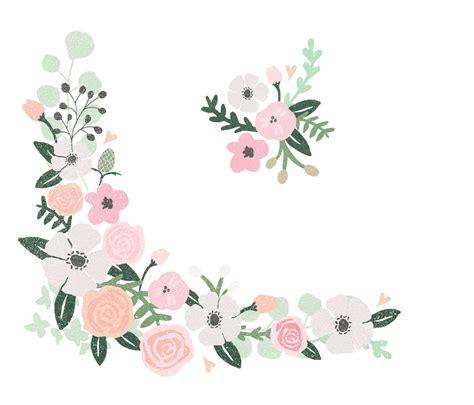 Motif Flower floral wedding motifs