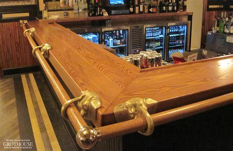 how to build a commercial bar top commercial wood bar tops wood countertop butcherblock