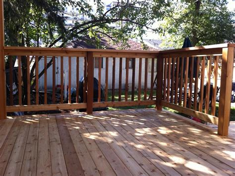 Design Deck Railings Ideas Installing The Deck Railing Designs Home Design By