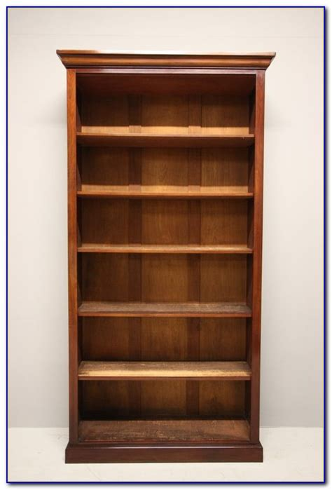 narrow mahogany bookcase wide mahogany bookcase bookcase home design ideas