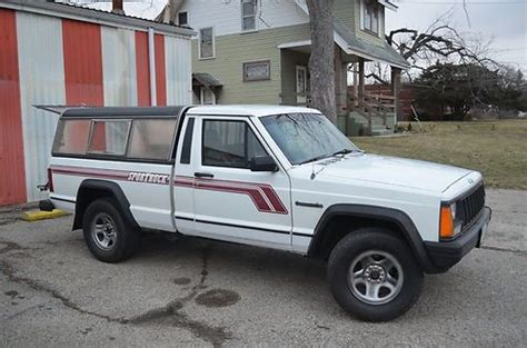 1988 jeep comanche sport truck 1989 jeep comanche sport truck