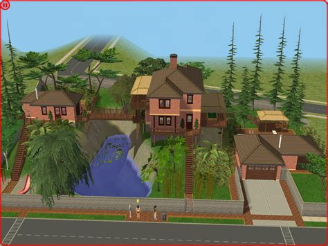 sims 2 houses sims 2 house 04 by ramborocky on deviantart
