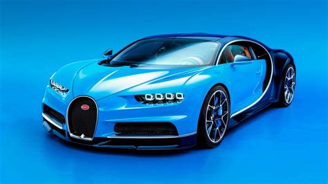 2016 Bugatti Chiron Wallpaper   HD Car Wallpapers