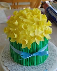 Ideas For Daffodil Varieties Design Daffodil Cake Make