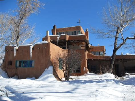 Mabel Dodge Luhan House by Literary Tourism Taos New Mexico