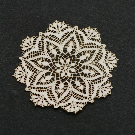 3d Wallpaper Decor For Home Antique Laser Cut Doily 57 Stewart Dollhouse Creations