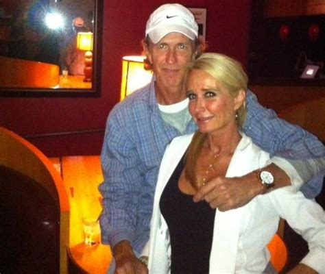 real housewife kim richards ex husband dishes on her kim richards ex husband monty brinson has terminal cancer