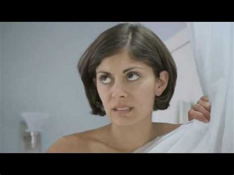 direct tv commercial actress shower shiny suds funny commercial youtube