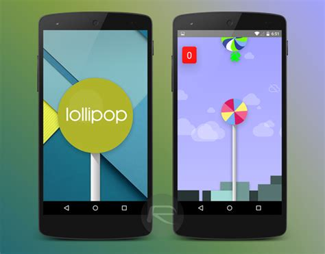 android easter eggs android 5 0 lollipop easter egg is a flappy bird clone this is what it looks like redmond pie