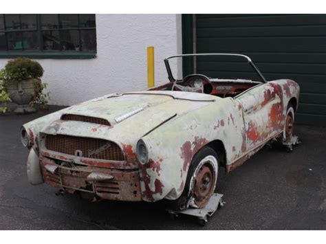 1959 fiat 750 abarth spider for sale