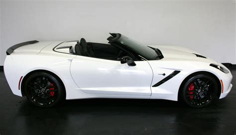 chevrolet corvette stingray convertible sports car rental
