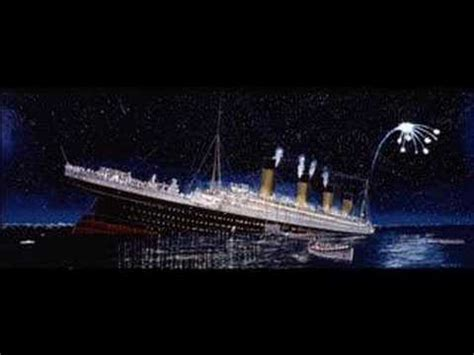 titanic film youtube sinking the titanic sinking youtube