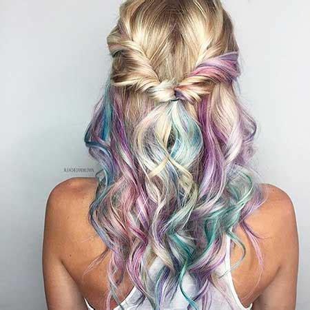 11 purple mermaid hair colors you will love | hairstyles