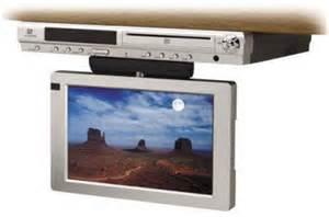 Kitchen Cd Player Under Cabinet audiovox ve 1020 under cabinet tv entertainment sys ebay