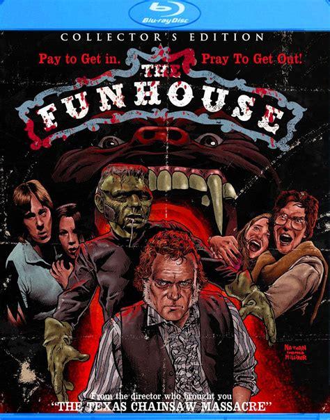 the fun house nixpix dvd blu ray reviews the funhouse blu ray universal 1981 shout factory