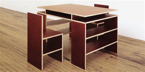 Donald Judd Desk by Schellmann