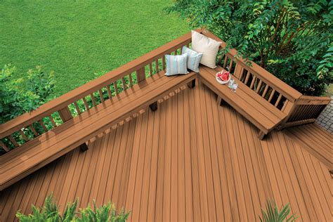 deck stain colors  beige houses
