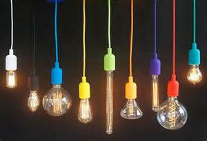 color cord pendant light silicone color cord pendant hanging l by hangoutlighting