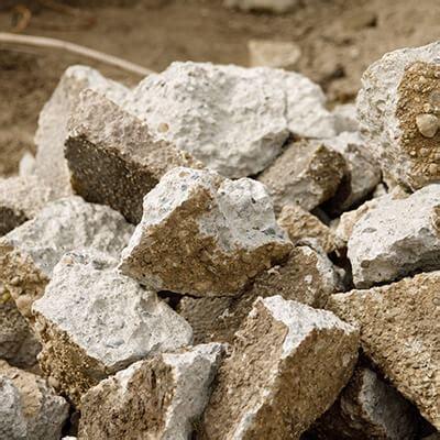 concrete & asphalt recycling in western washington