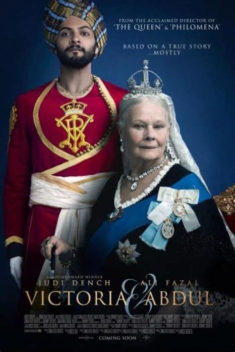 film queen victoria and abdul victoria and abdul poster google search movies 2017