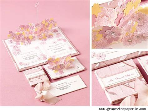 How To Make Pop Up Wedding Invitations