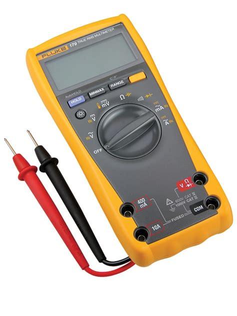 fluke 179 true rms multimeter measurements