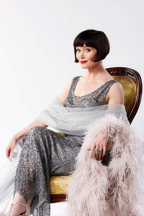 essie davis hairstyle 17 best images about style envy phryne fisher miss