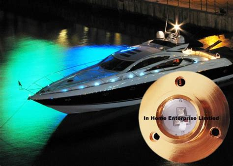 underwater boat lights for sale cree boat underwater led lights 15w underwater led