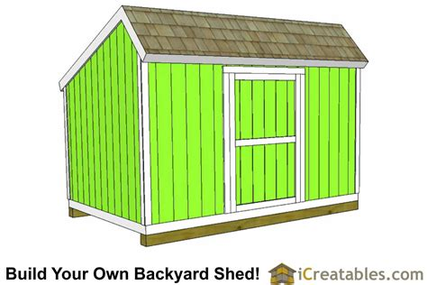 Saltbox Storage Shed Plans by Saltbox Shed Plans Build Your Own Backyard Storage Shed