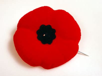 the canadian design resource remembrance poppy