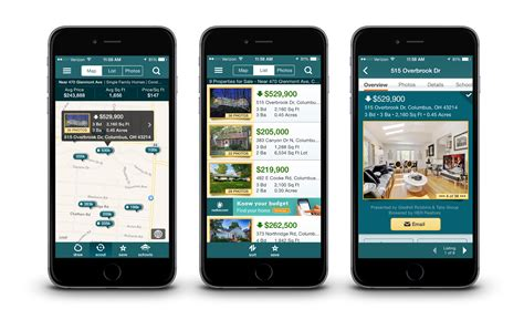 real estate app importance of mobile apps in real estate sevenstar
