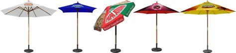 Logo Patio Umbrellas Custom Patio Umbrellas Custom 6 5 Ft Aluminum Sunbrella Patio Umbrella With Steel Ribs 100