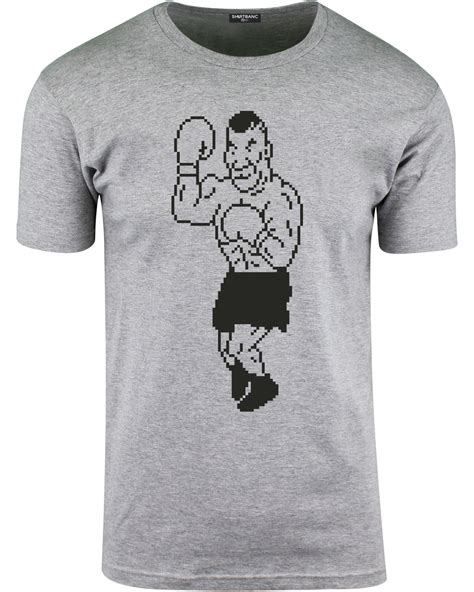 T Shirt Iron Mike Tyson 0nne by Mens Iron Mike Tyson Punch Out T Shirt