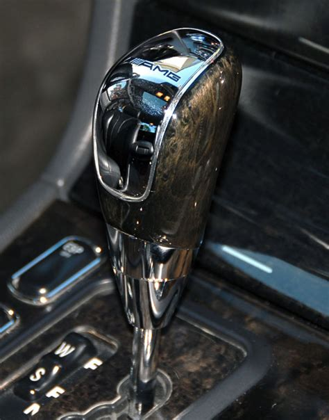 Mercedes Shift Knob by Ordered A New Shift Knob For E55 Mercedes Forum