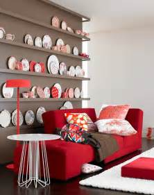 Red Home Accessories Decor by 10 Reasons To Decorate Your Home With Bold Colors 24 Pics