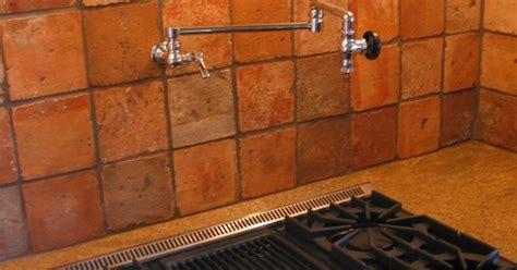 terra cotta tile backsplash antique terra cotta backsplash tile and inspirational