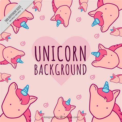 descargar imagenes de unicornios gratis fondo de unicornios rosa descargar vectores gratis