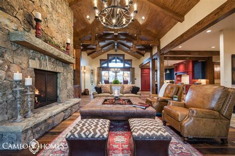 cameo room 147 best living rooms images on utah park city and home builder