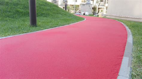 colored asphalt colored asphalt pavement roadtm