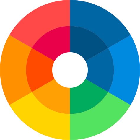 color wheel tool color wheel free tools and utensils icons