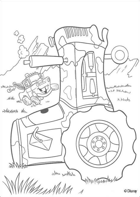 coloring page cars disney transmissionpress disney cars 2 coloring pages