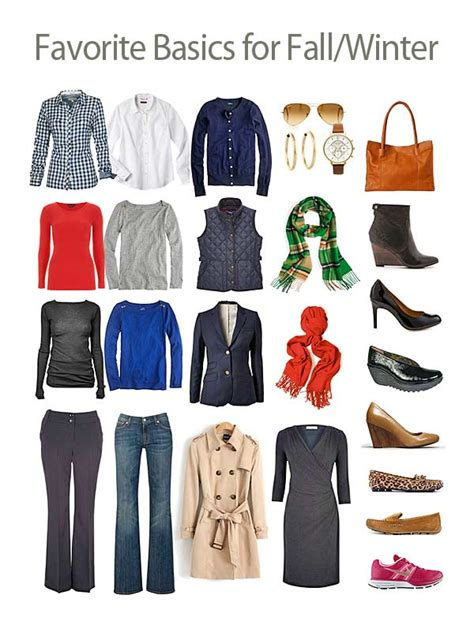 Wardrobe Essentials by Favorite Wardrobe Essentials For Fall And Winter