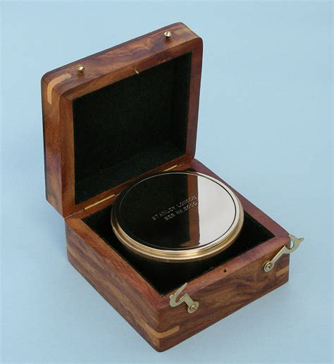 sextant box three inch brass box sextant from the brass compass