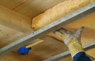 zo isoleert u een plafond isover