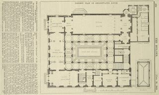 Elysee Palace Floor Plan by Houses Of State June 2013